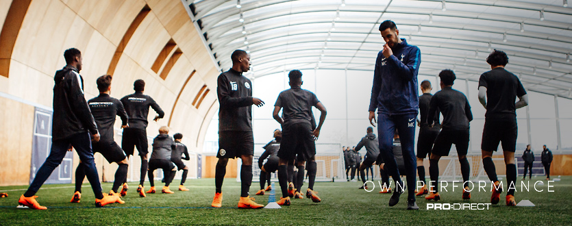 Experiencing the World Class Tottenham Hotspur FC Training centre